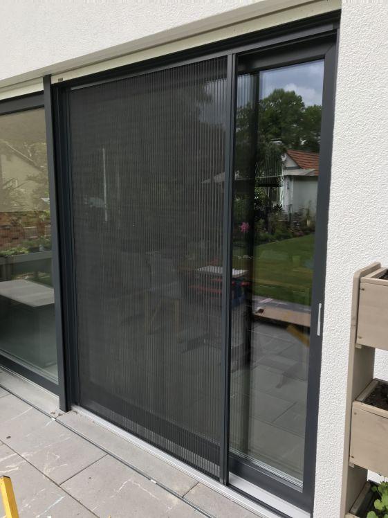 Bespiel Terrassenschiebetür Fenster Krokos Berlin