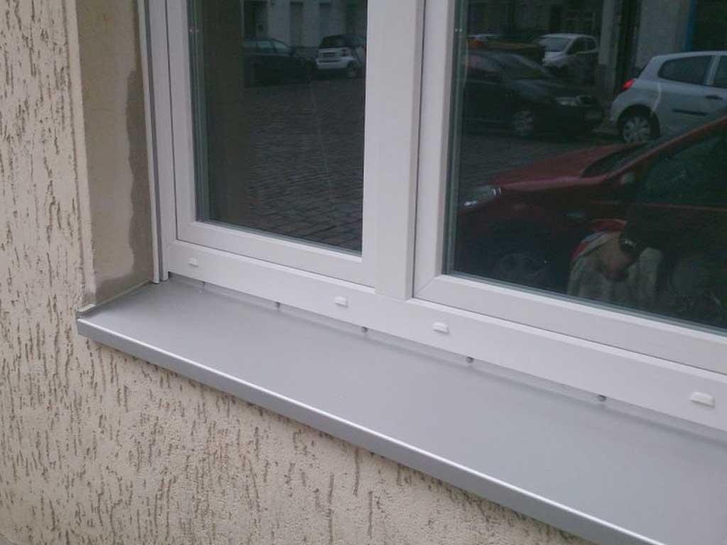Fenstereinbau Beispiel Fenster Krokos Berlin