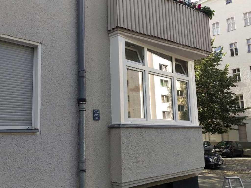neue Fenster Beispiel Fenster Krokos Berlin