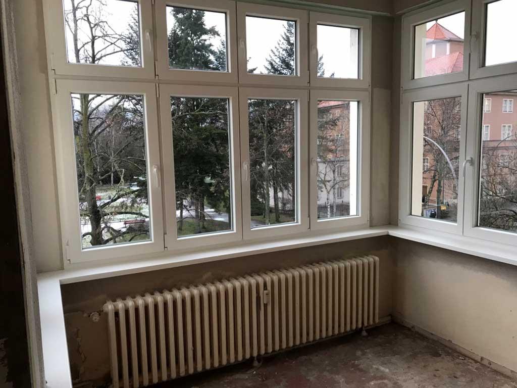 Fenster Bespiele Kunststoff Fenster Krokos Berlin