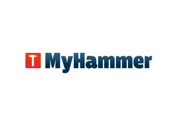 MyHammer Logo Fenster Krokos Berlin