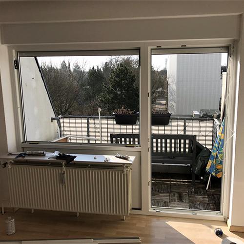 Balkonfenster und -türen Fenster Krokos Berlin
