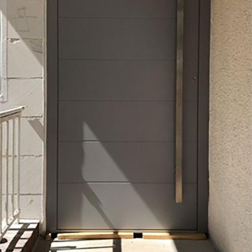 Haustürbeispiel Fenster Krokos Berlin