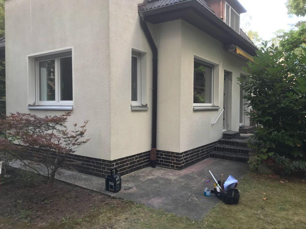 Fenstereinbau Beipspiel Fenster Krokos Berlin