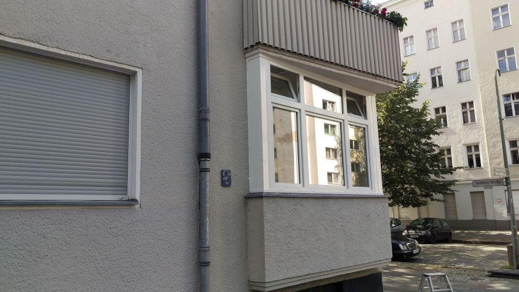 Fenster mit Oberlicht Fenster Krokos Berlin
