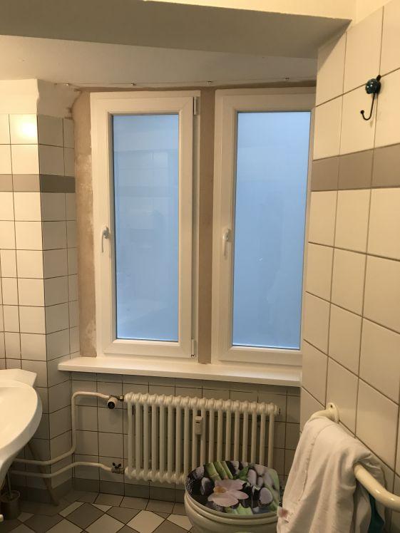 Badfenster Fenster Krokos Berlin