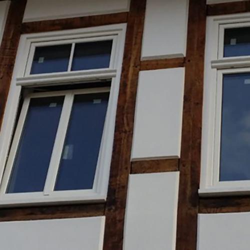 Fachwerkfenster Fenster Krokos Berlin