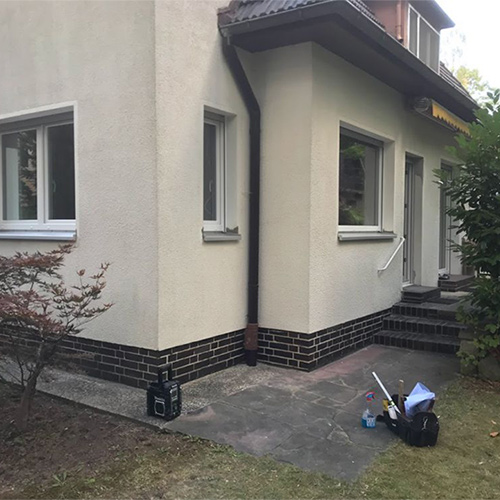 Bespiel neue Fenster Fenster Krokos Berlin