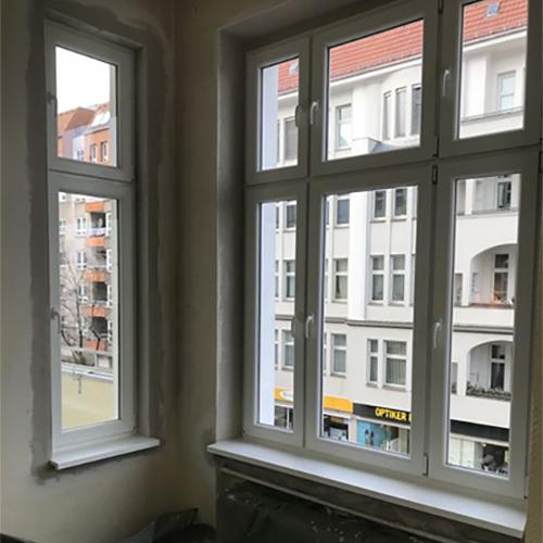 Gaubenfenster Fenster Krokos Berlin