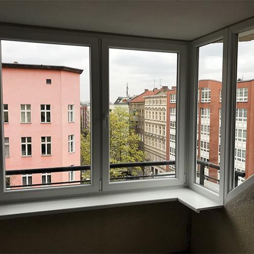 Eckfenster Fenster Krokos Berlin