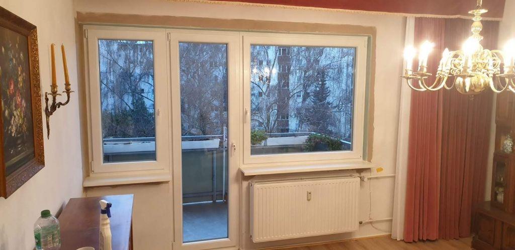 neue Fenster Balkon Fenster Krokos Berlin