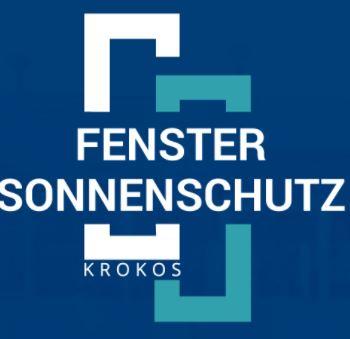 Logo Fenster Sonnschutz Krokos